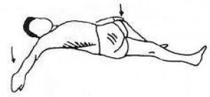 healthy spine exercise 3