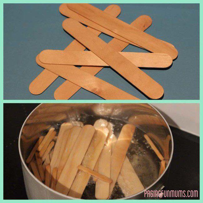 popsicle bracelets diy 1