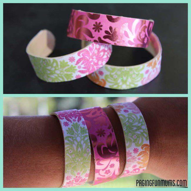 popsicle bracelets diy 6