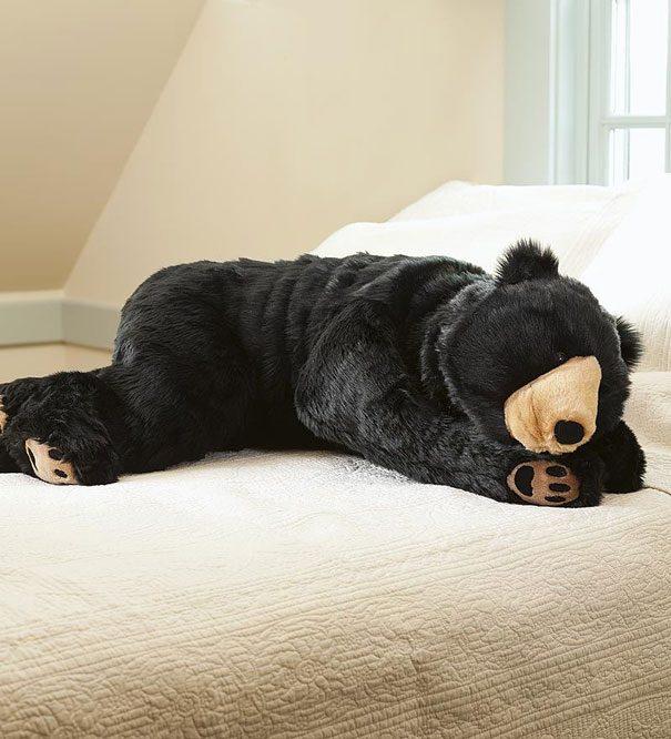 Bear sleeping bag2