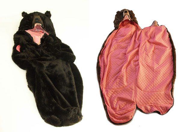 Bear sleeping bag4