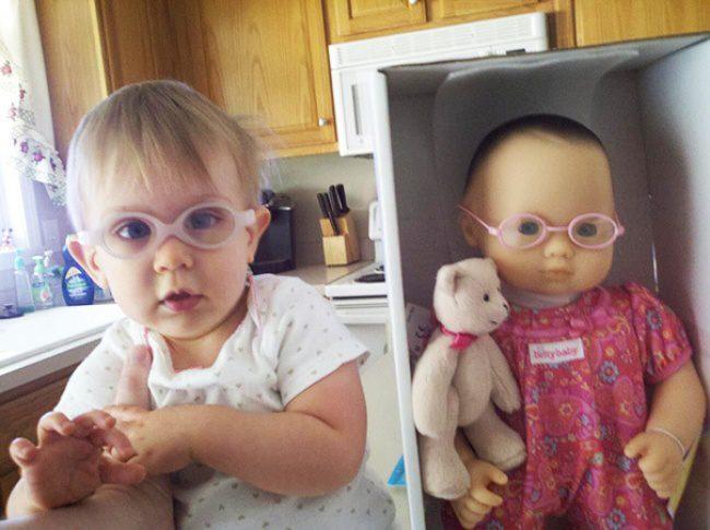 babies and look alike dolls 7