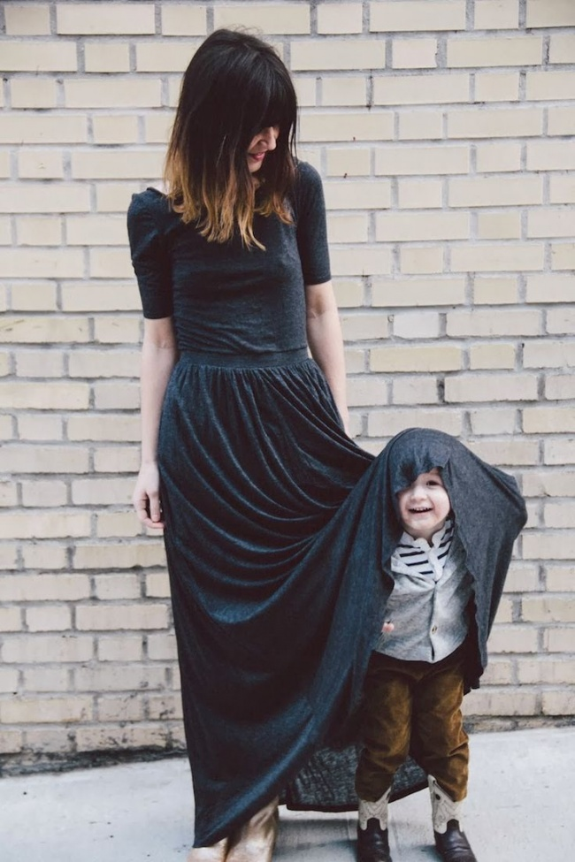 beautiful mothers and their happy sons 10