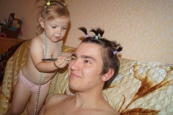 dads with fabulous makeovers 7