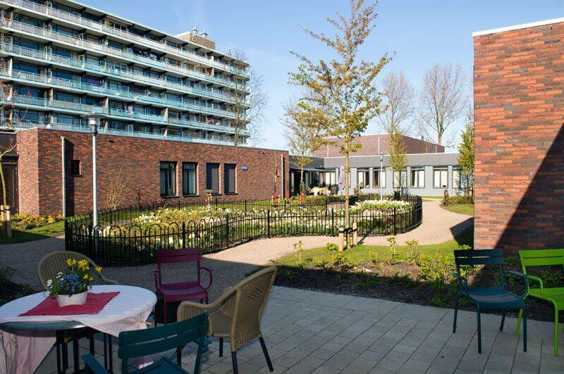 dementia village in netherlands