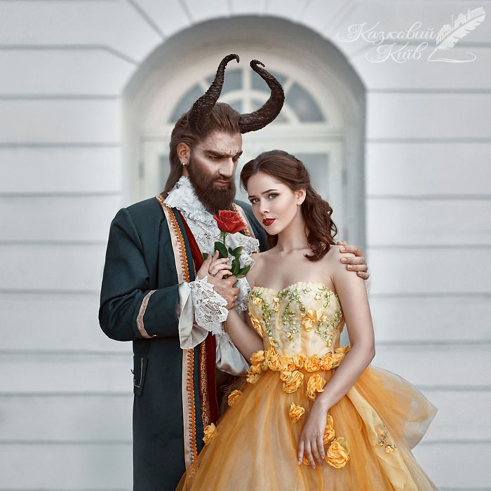 fairytales in real life