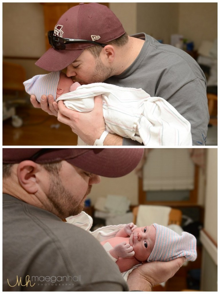 father's moment meet baby for the first time 13
