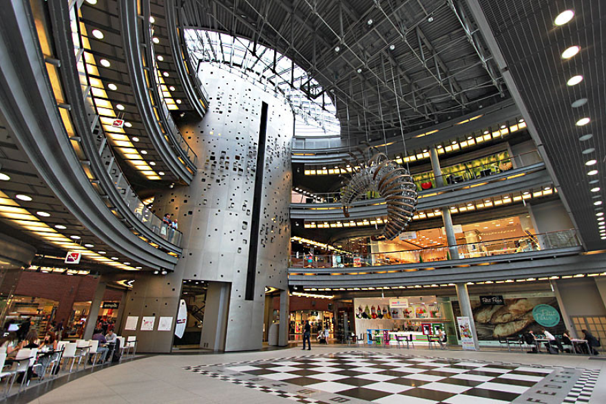 most insane shopping malls 7