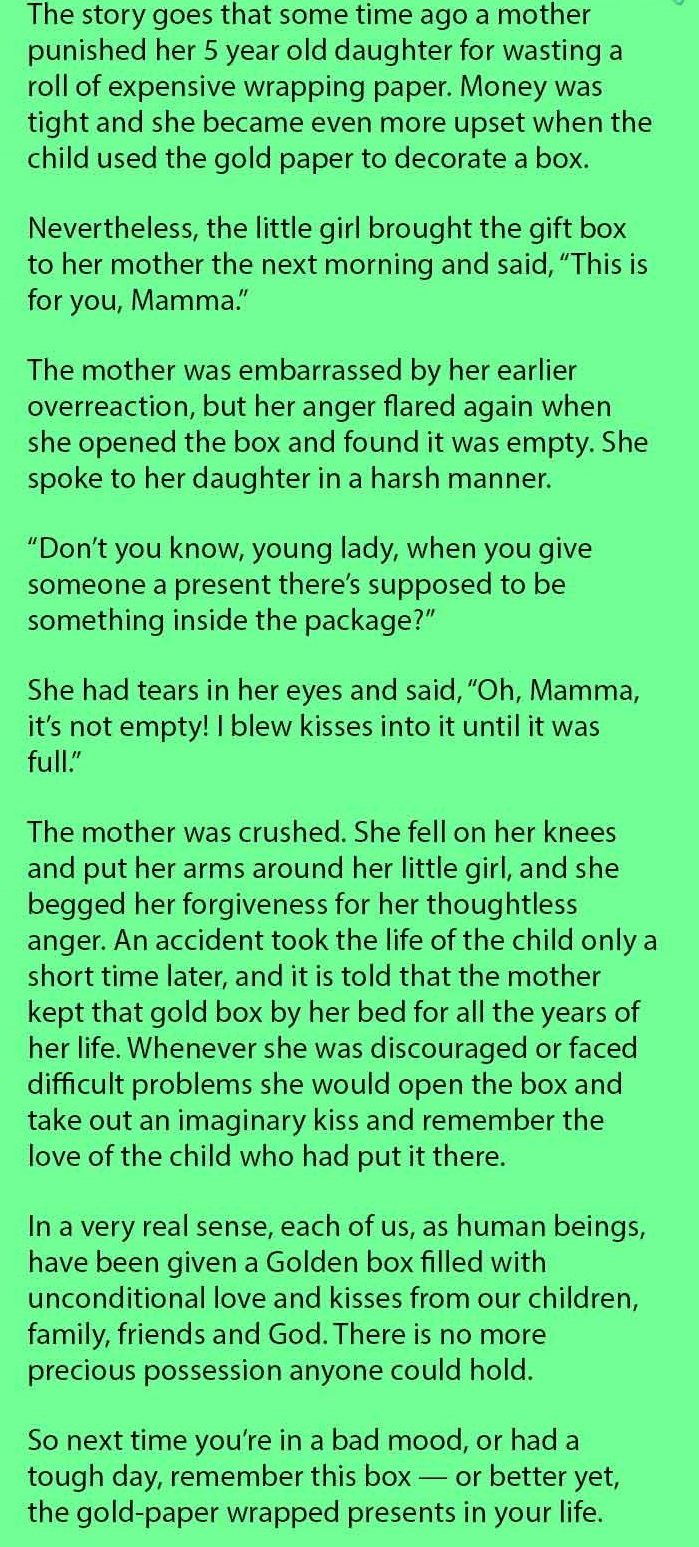 mother mad at daughter wasting paper
