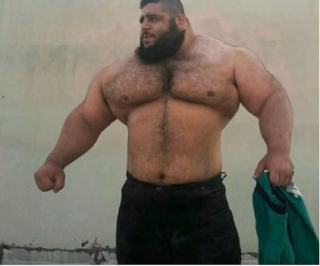 real life hulk