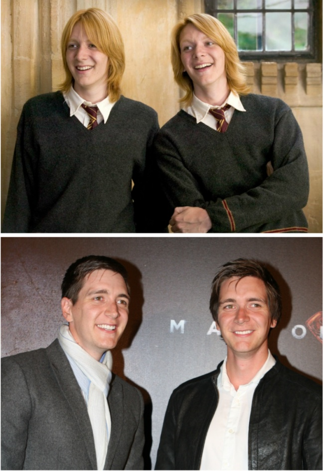 stars of Harry Potter 14 years later 11