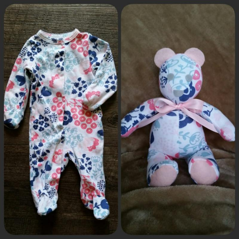 stuffed animals from baby clothes 3