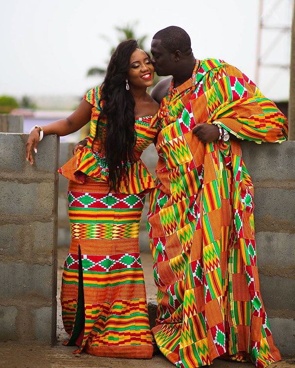 traditional wedding outfits