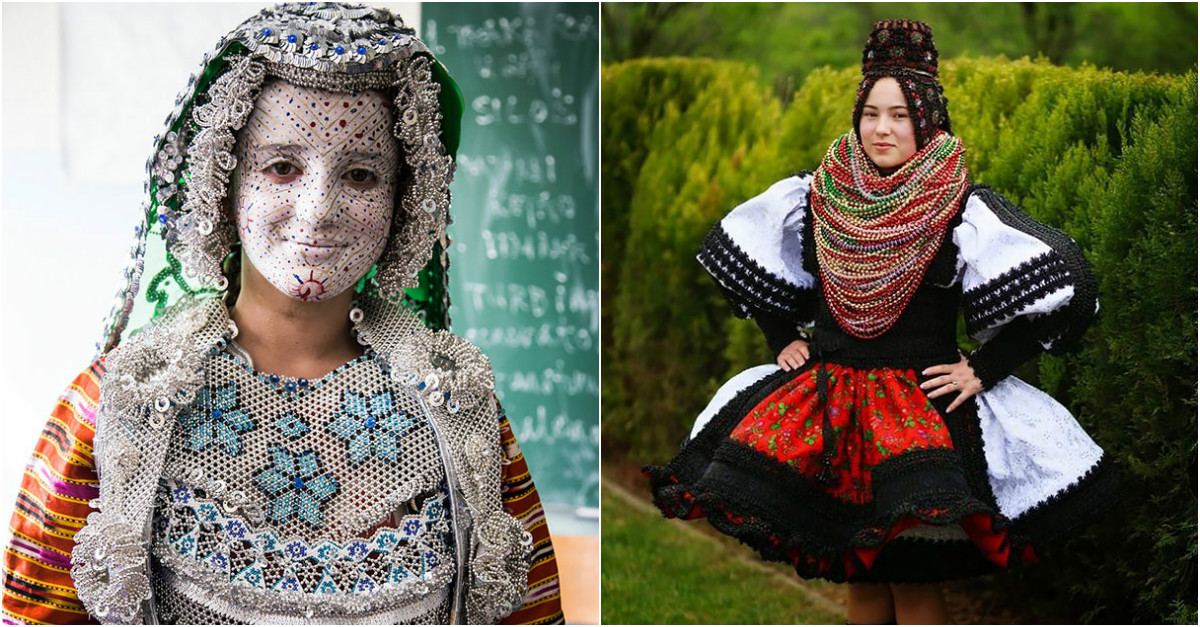 Take A Look At Traditional Wedding Outfits From Around The: Traditional Wedding Attire From Different Countries Across