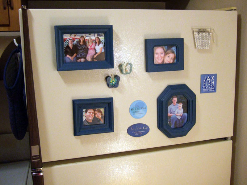 upcycle old frames 2