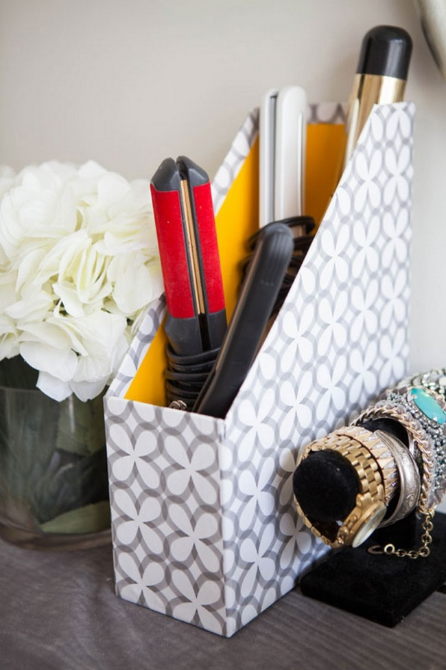 ways to store things at home 7