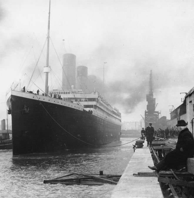 wreck Titanic photos 11