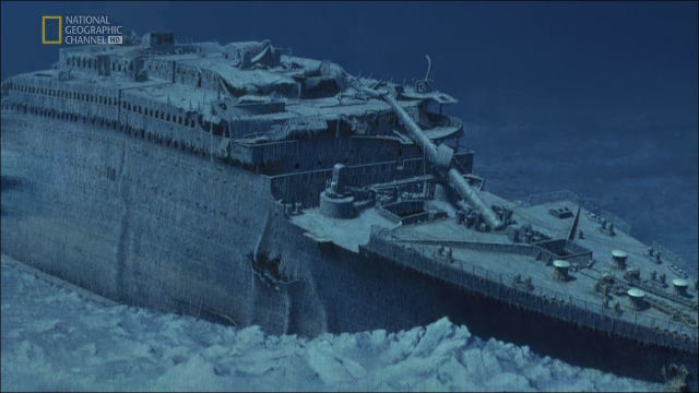 wreck Titanic photos 12