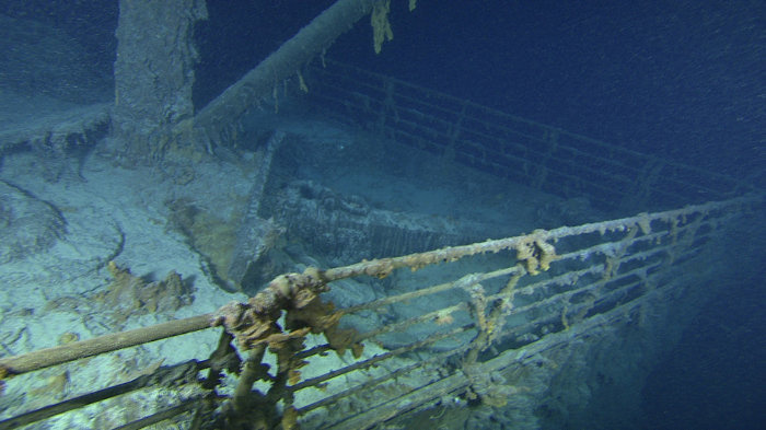 wreck Titanic photos 17