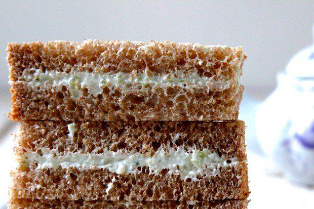 benedictine sandwich recipe