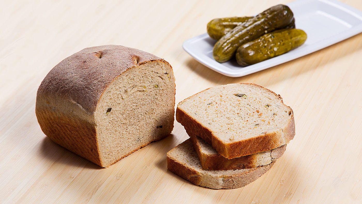 pickle juice bread