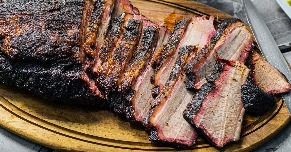 Tender And Smoky Beef Brisket Is Perfect For Your Next