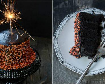 black velvet layer cake