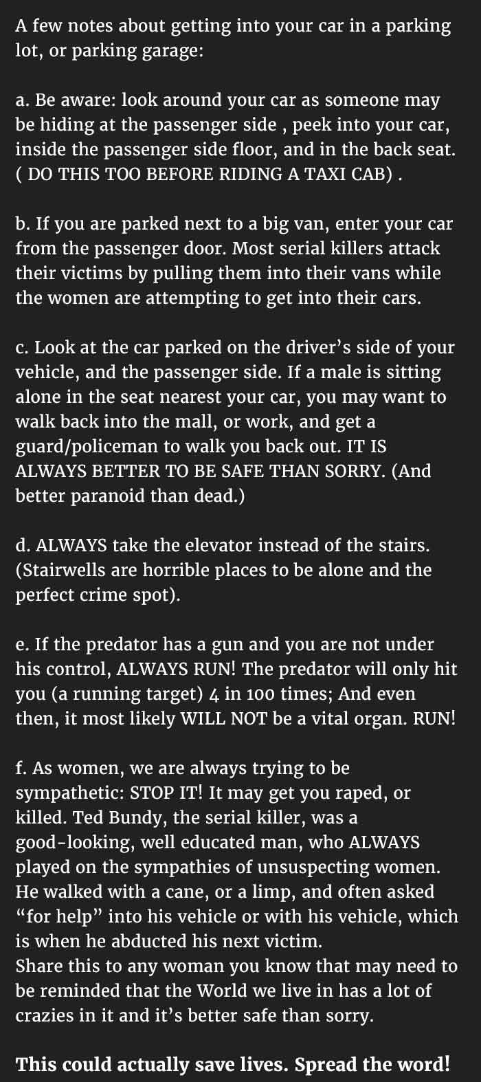 rape prevention