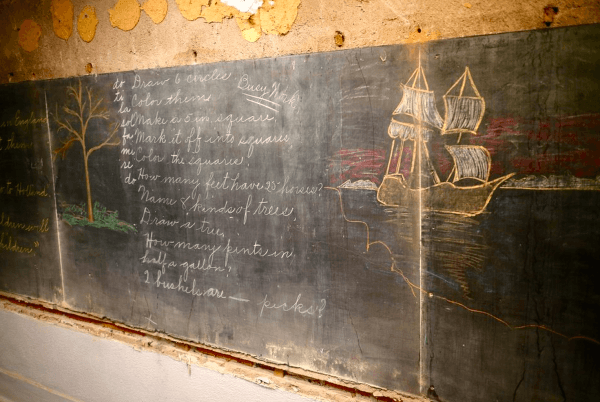 American education history