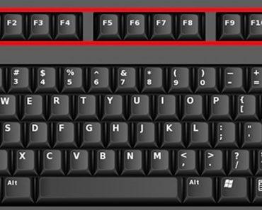 function keys uses