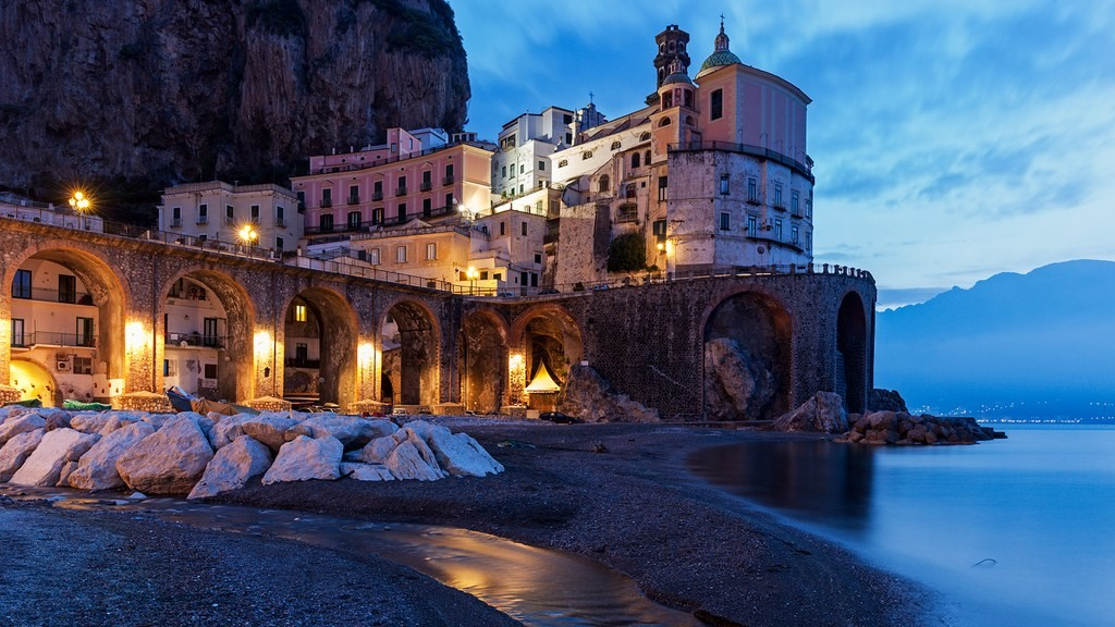 towns in italy