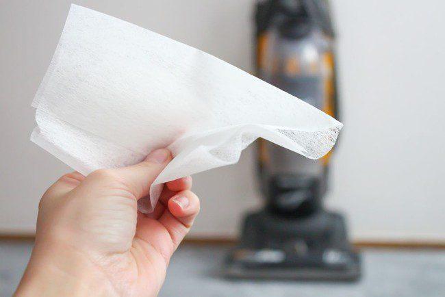 dryer sheet uses