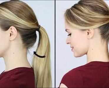 ponytail technique