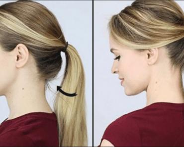 ponytail technique