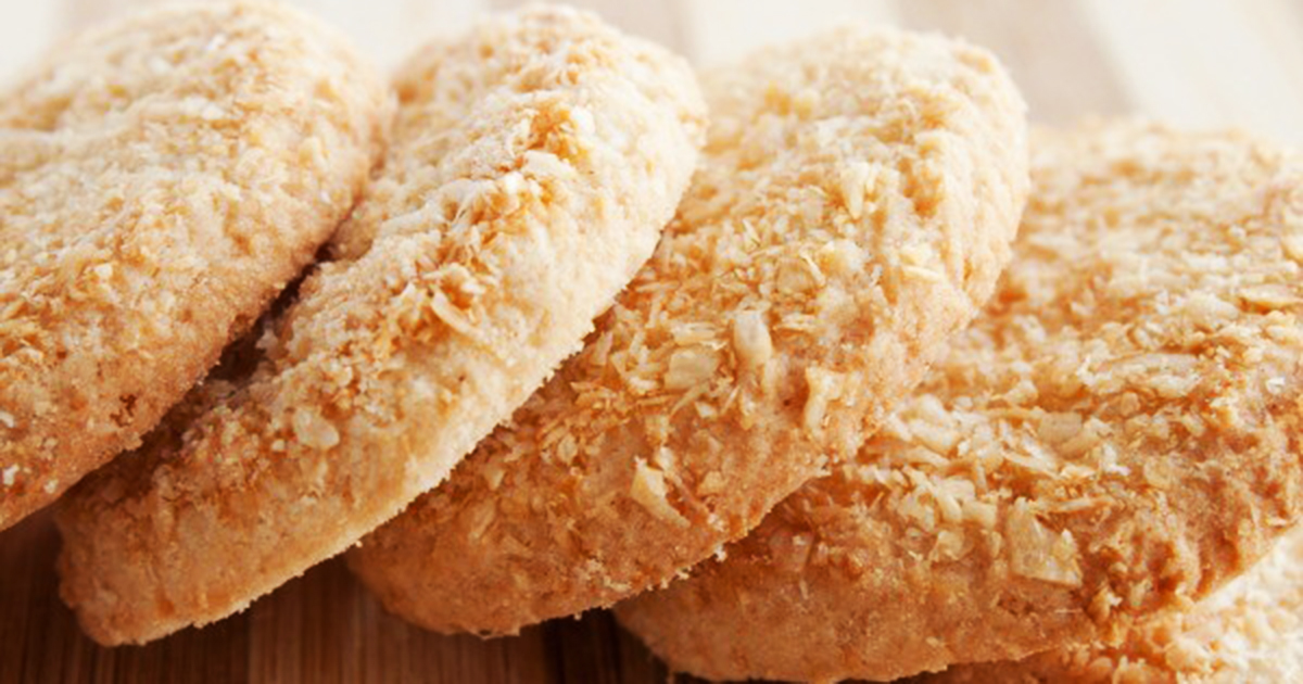 Boost Your Metabolism With This Fat Burning Coconut Cookie