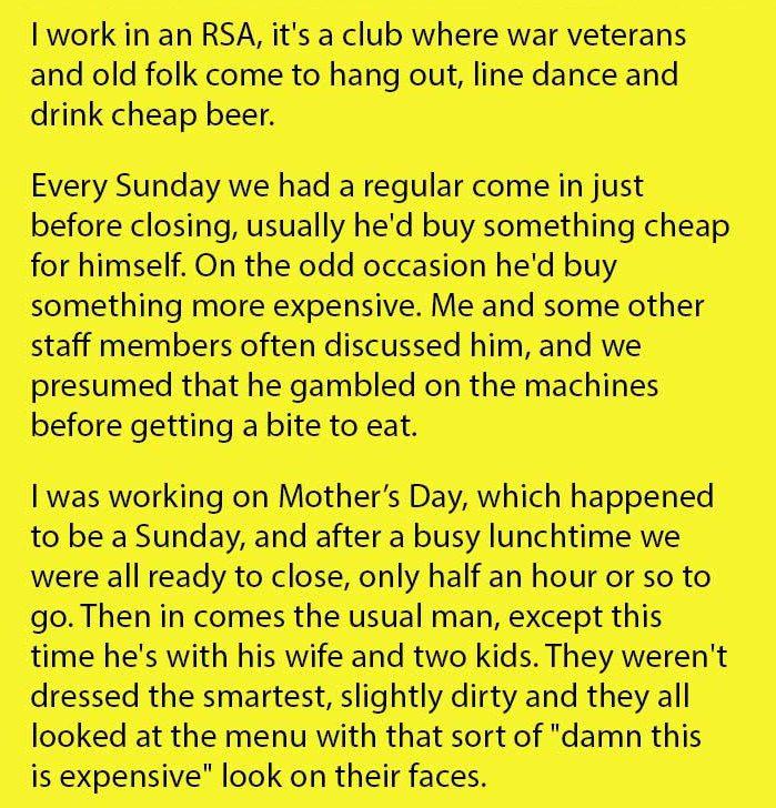 helping veteran