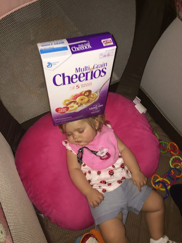 cheerios baby competition