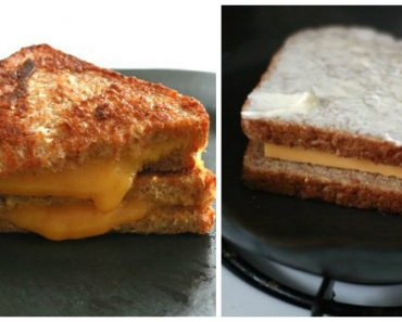 grilled cheese secret ingredient