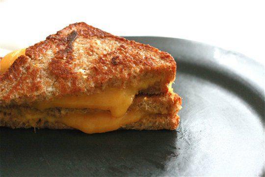 grilled cheese secret ingredient