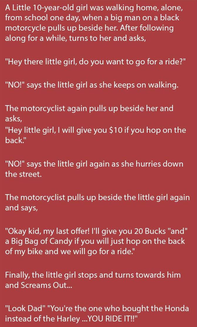 father and daughter argument