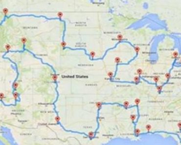 best united states road trip