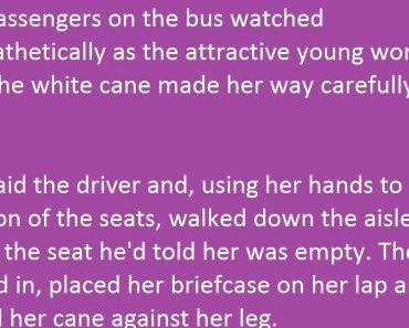 blindness story