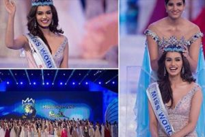 miss world 2017 India