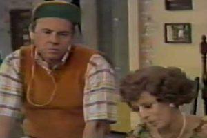 Carol Burnett Show outtakes