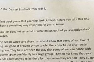 naplan example tests feat