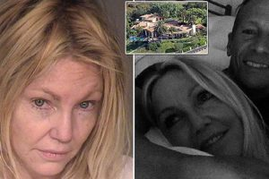 Heather Locklear domestic violence