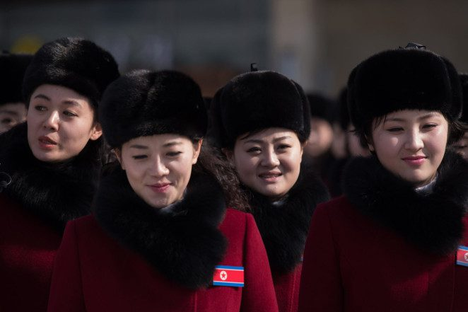 north korea sex slaves