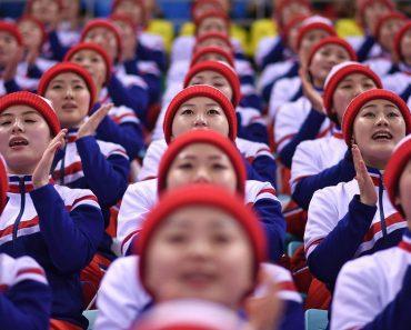 north korea cheerleaders sexual slavery