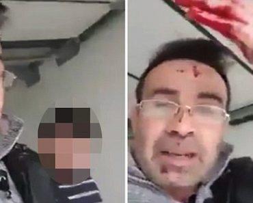 Abu Marwan facebook live crime