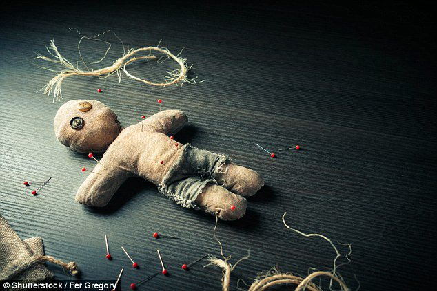 voodoo doll for angry employees